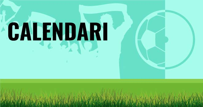 Calendari - IamCALCIO Benevento