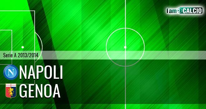 Napoli - Genoa 1-1. Cronaca Diretta 24/02/2014