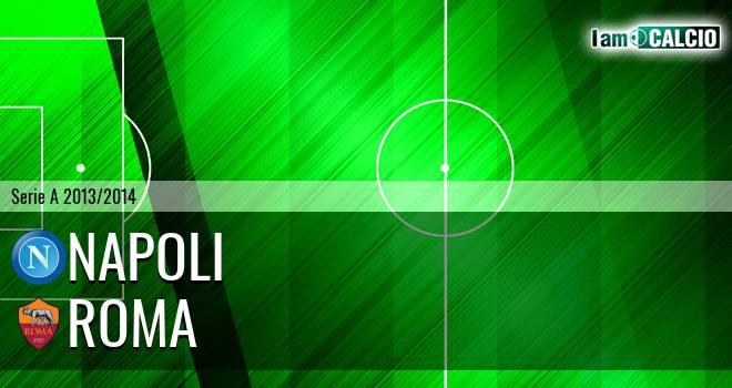 Napoli - Roma 1-0. Cronaca Diretta 09/03/2014