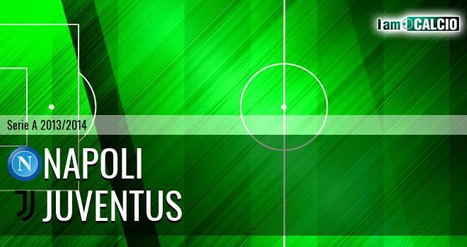 Napoli - Juventus - Serie A 2013 - 2014