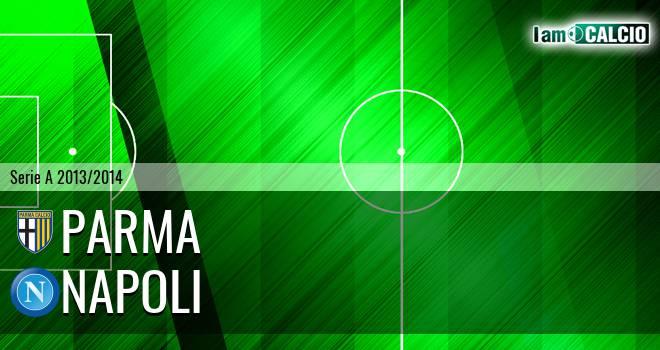 Parma - Napoli - Serie A 2013 - 2014