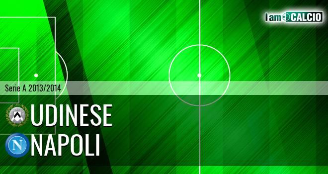 Udinese - Napoli 1-1. Cronaca Diretta 19/04/2014