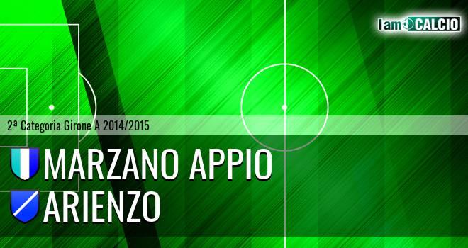 Marzano Appio - Arienzo