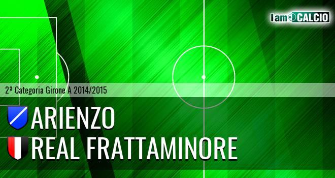 Arienzo - Vis Frattaminorese