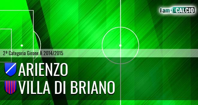 Arienzo - Villa di Briano