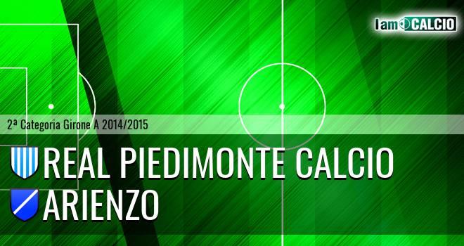Real Piedimonte Calcio - Arienzo