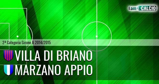 Villa di Briano - Marzano Appio