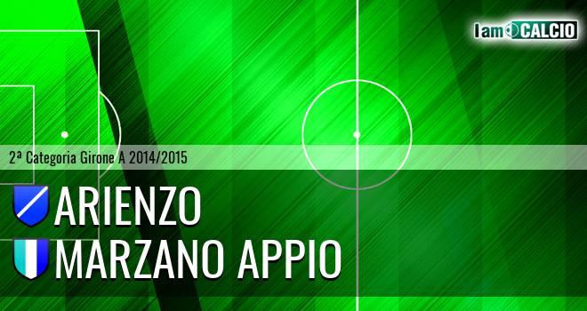 Arienzo - Marzano Appio