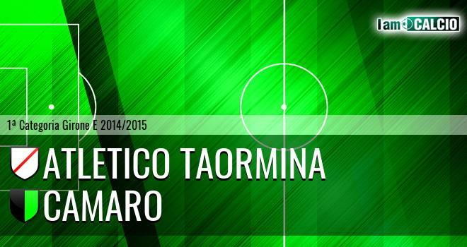 Atletico Taormina - Camaro