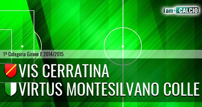 Vis Cerratina - Virtus Montesilvano Colle