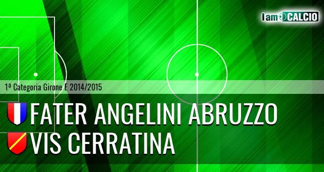 Fater Angelini Abruzzo - Vis Cerratina