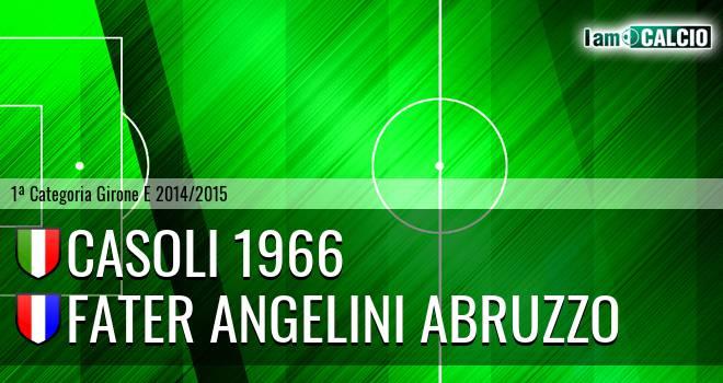Casoli 1966 - Fater Angelini Abruzzo