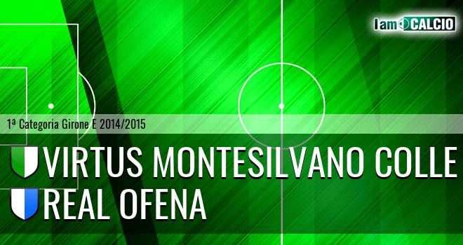 Virtus Montesilvano Colle - Real Ofena