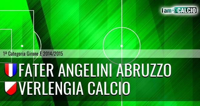 Fater Angelini Abruzzo - Verlengia Calcio