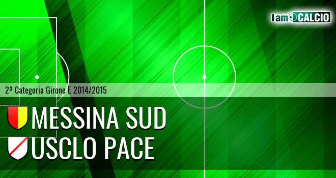 Messina Sud - Usclo Pace