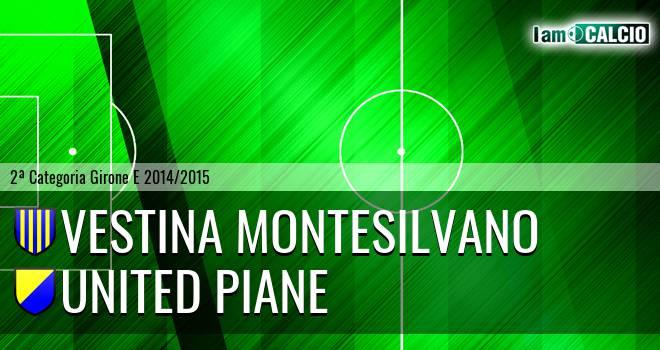 Vestina Montesilvano - United Piane