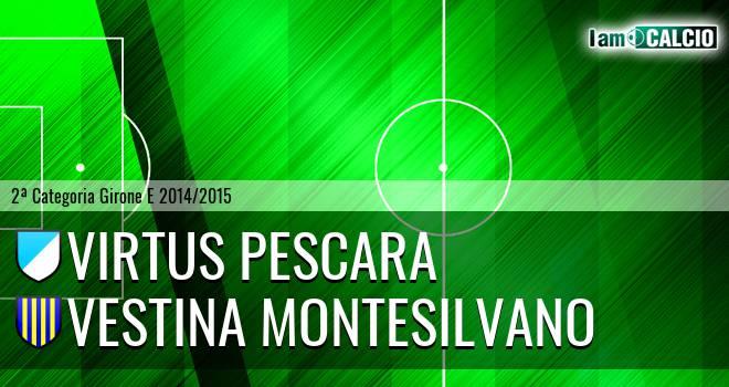 Virtus Pescara - Vestina Montesilvano