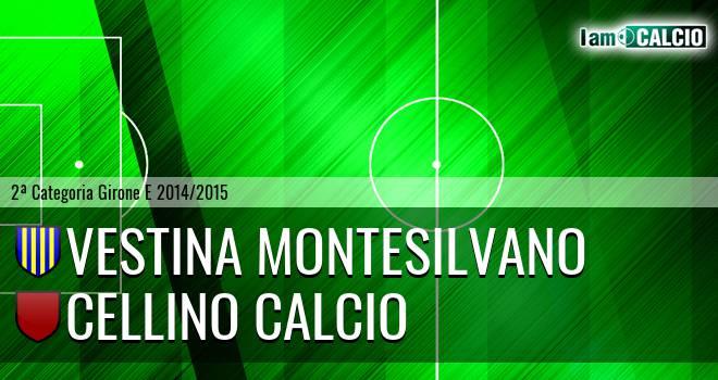 Vestina Montesilvano - Cellino Calcio