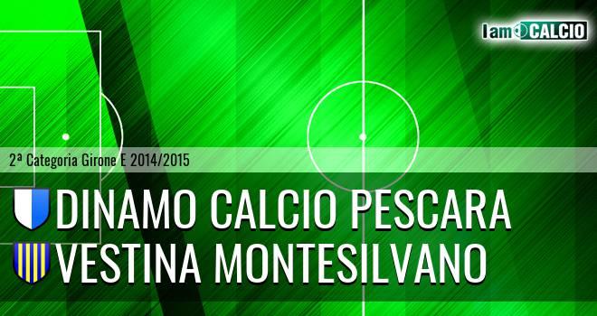 Dinamo Calcio Pescara - Vestina Montesilvano