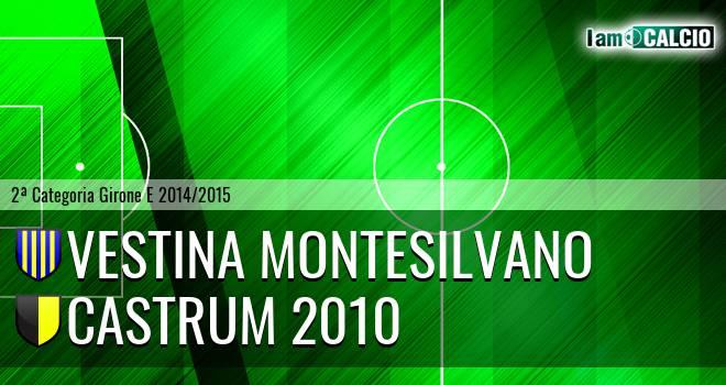 Vestina Montesilvano - Castrum 2010