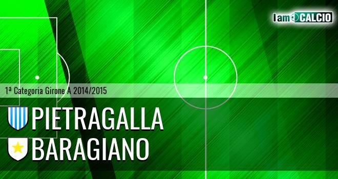 Pietragalla - Baragiano