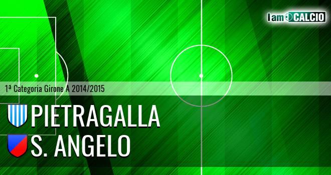 Pietragalla - S. Angelo