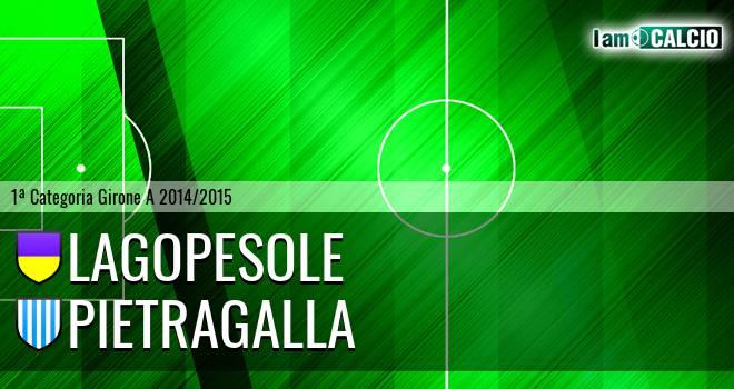 Lagopesole - Pietragalla