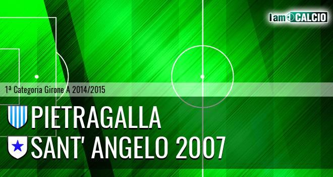 Pietragalla - Sant' Angelo 2007