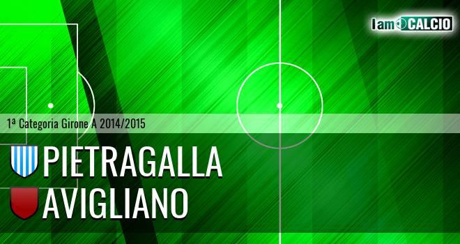 Pietragalla - Avigliano