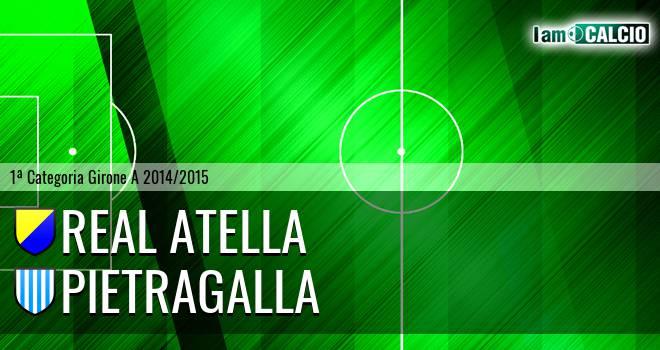 Real Atella - Pietragalla