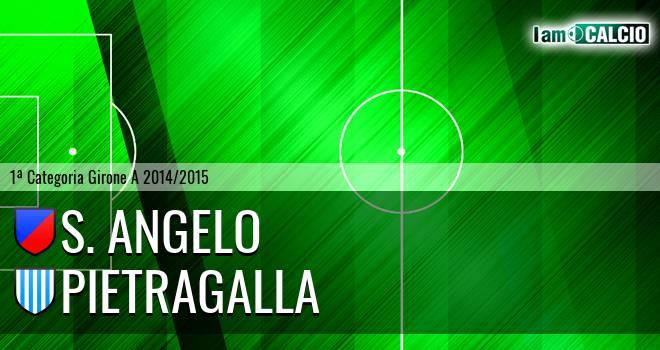 S. Angelo - Pietragalla