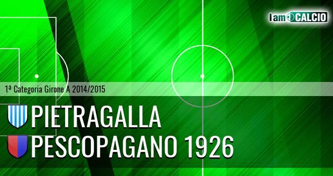 Pietragalla - Pescopagano