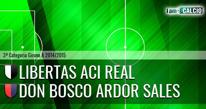 Libertas Aci Real - Don Bosco Ardor Sales