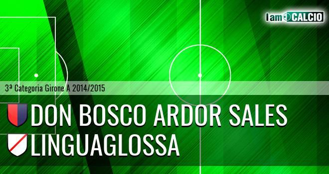 Don Bosco Ardor Sales - Civitas Linguaglossa