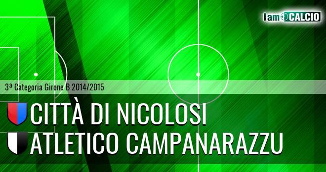Città di Nicolosi - Campanarazzu