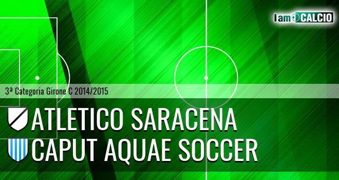 Atletico Saracena - Caput Aquae Soccer