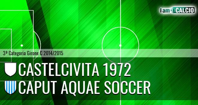 Castelcivita 1972 - Caput Aquae Soccer