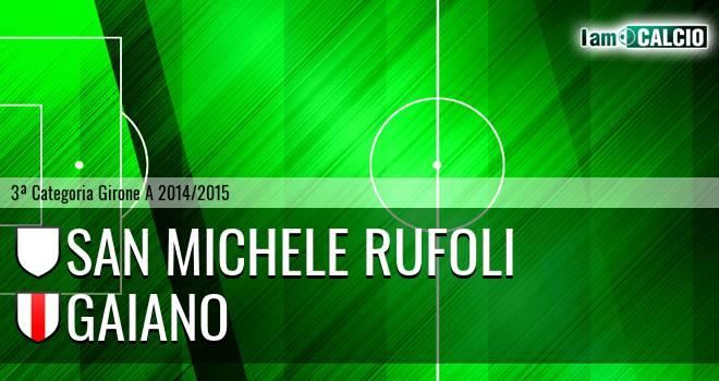 San Michele Rufoli - Gaiano