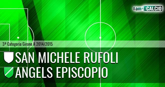 San Michele Rufoli - Angels Episcopio