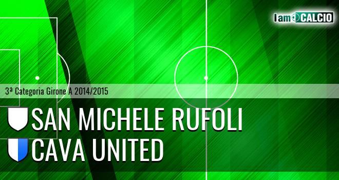 San Michele Rufoli - Cava United