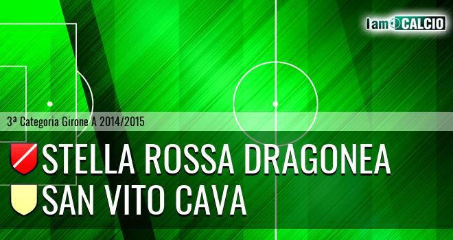 Stella Rossa Dragonea - San Vito Cava