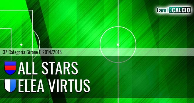 All Stars - Elea Virtus