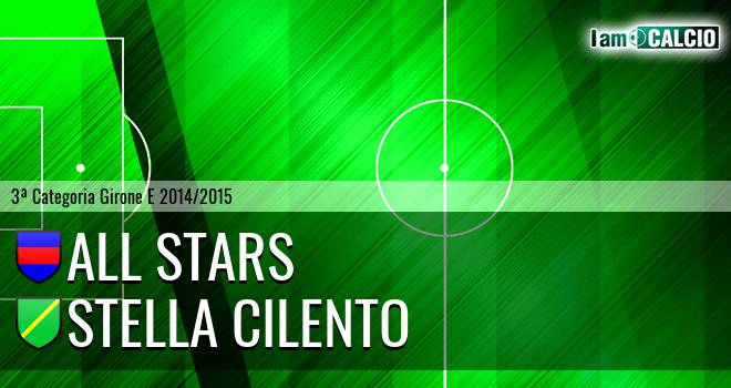 All Stars - Stella Cilento