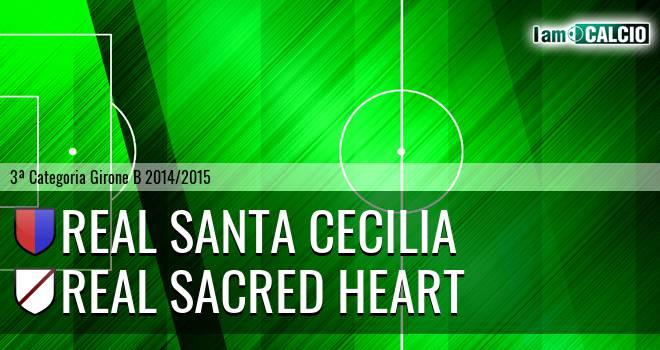 Real Santa Cecilia - Real Sacred Heart