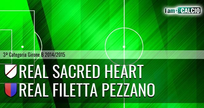 Real Sacred Heart - Real Filetta Pezzano