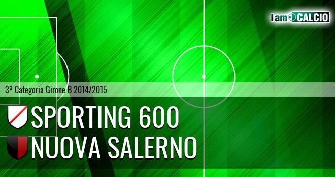 Sporting 600 - Nuova Salerno