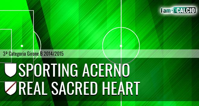 Sporting Acerno - Real Sacred Heart