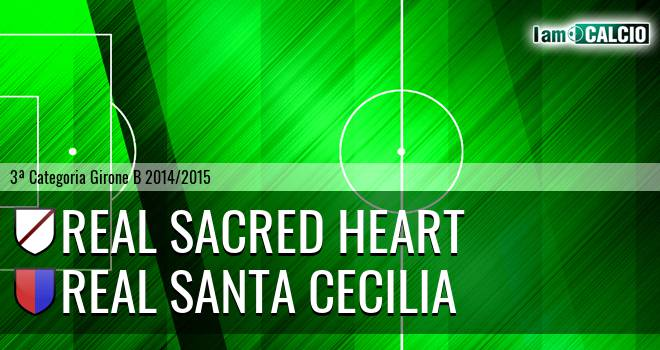 Real Sacred Heart - Real Santa Cecilia