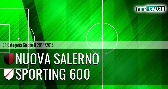 Nuova Salerno - Sporting 600