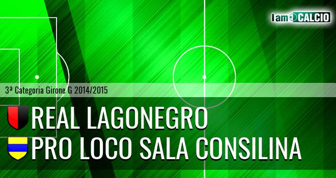 Real Lagonegro - Pro loco Sala Consilina